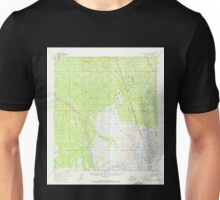 USGS TOPO Map Alaska AK Mount McKinley A-5 357764 1952 63360 Unisex T-Shirt