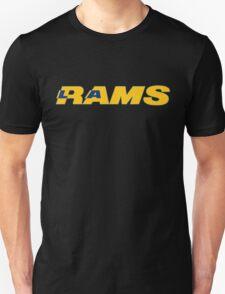 LOS ANGELES RAMS FOOTBALL RETRO Unisex T-Shirt
