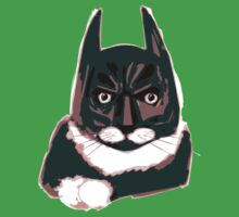 Cat - Batman Baby Tee