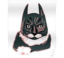 Cat - Batman Poster