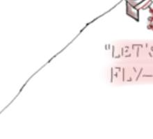 Parasite - Fly a Kite Sticker