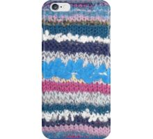 Knitted! iPhone Case/Skin
