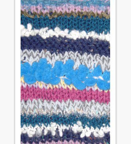 Knitted! Sticker