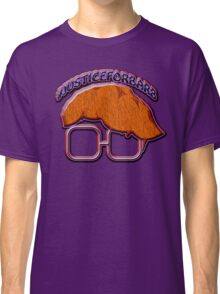 Justice For Barb Classic T-Shirt
