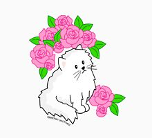 Rose Kitty Unisex T-Shirt