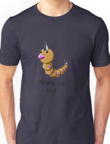 Weedle Pokemon Pun Unisex T-Shirt