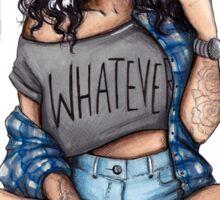 Whatever Sticker