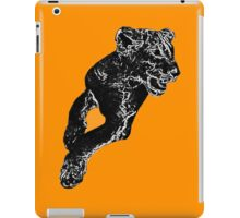 African Lion Cub - Young Lion iPad Case/Skin