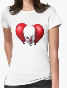 They All Float! Womens Fitted T-Shirt