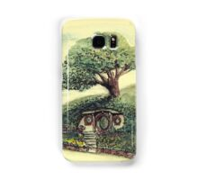 Bag End - A Hobbit's Home Underthehill. Samsung Galaxy Case/Skin