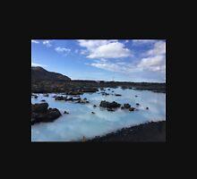 Iceland, blue lagoon Zipped Hoodie