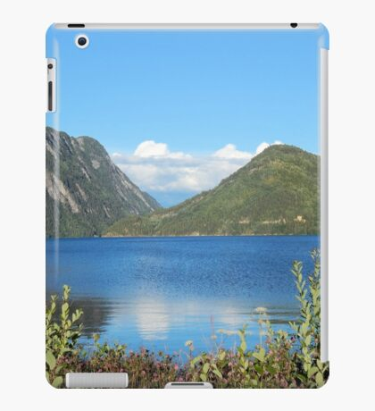 Sky Reflection iPad Case/Skin