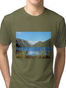 Sky Reflection Tri-blend T-Shirt