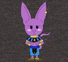 Lord Beerus Chibi - No background Mens V-Neck T-Shirt