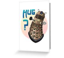 Dalek Love Greeting Card