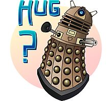 Dalek Love Photographic Print