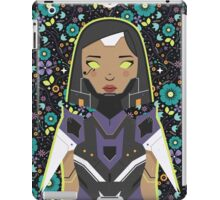Mechaqueen iPad Case/Skin