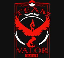 team valor trainer 2016  Unisex T-Shirt