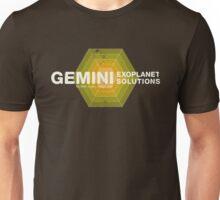 GEMINI EXOPLANET SOLUTIONS Unisex T-Shirt