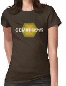 GEMINI EXOPLANET SOLUTIONS Womens Fitted T-Shirt
