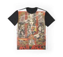 Kill Bill Bloody Bride Graphic T-Shirt