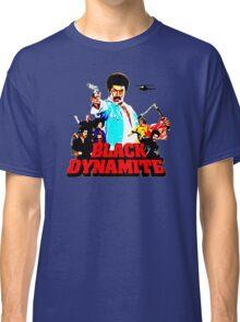 Black Dynamite Classic T-Shirt