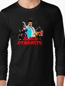 Black Dynamite Long Sleeve T-Shirt