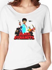 Black Dynamite Women's Relaxed Fit T-Shirt