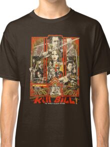 Kill Bill Bloody Bride Classic T-Shirt