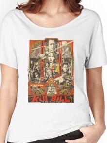 Kill Bill Bloody Bride Women's Relaxed Fit T-Shirt