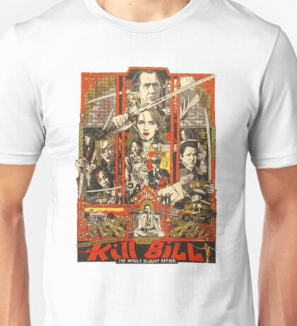 Kill Bill Bloody Bride Unisex T-Shirt