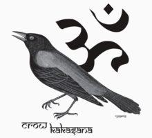 Yoga Crow YogaMig by yogamig