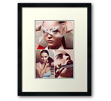 Ricci Framed Print