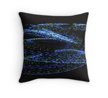 OCF Nightscapes '14-7 Throw Pillow
