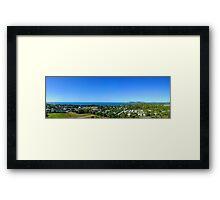 Queens Bay - Bowen Framed Print