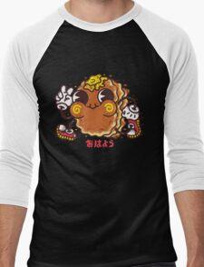 OHAYO Pancake Men's Baseball ¾ T-Shirt