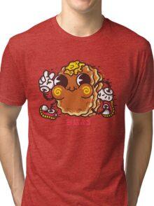 OHAYO Pancake Tri-blend T-Shirt