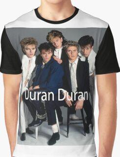 Duran Duran Vintage Graphic T-Shirt