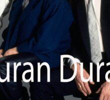 Duran Duran Vintage Sticker