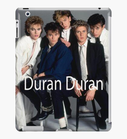 Duran Duran Vintage iPad Case/Skin