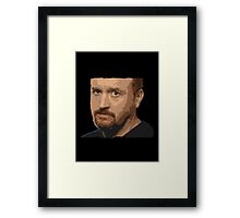 Louis CK Framed Print