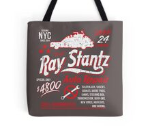 Ray Stantz Auto Repair Tote Bag