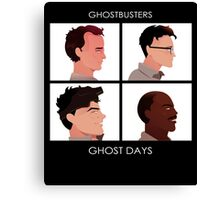 Ghost Buster Parody - Ghost Days (1984) Canvas Print