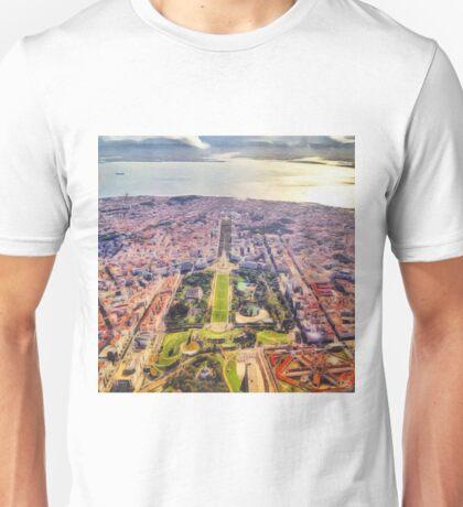 Lisboa - Baixa II Unisex T-Shirt