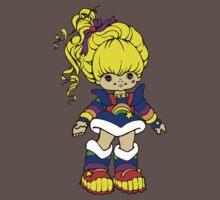 Rainbow Brite One Piece - Short Sleeve