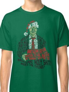 Holy Shit! Where's the Tylenol? X-Mas Classic T-Shirt