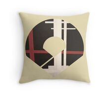 welcome back. Throw Pillow