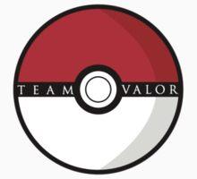 Team Valor Poké Ball | Pokémon Go One Piece - Short Sleeve