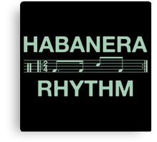 habanera green Canvas Print