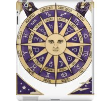 Zodiac Astrology Astral Star Sign iPad Case/Skin